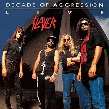 """Résultat de recherche d'images pour """"slayer decade of aggression"""""""