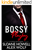 Bossy Playboy (Cocky Suits Chicago Book 2)