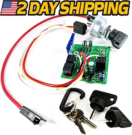 HD Switch Ignition Module Key Switch OEM Upgrade Replacement for John on john deere lx279 wiring diagram, john deere z225 wiring-diagram, john deere mower wiring diagram, john deere 455 wiring-diagram, john deere gt245 wiring diagram, john deere lx280 wiring diagram, john deere gx335 wiring diagram, john deere 155c wiring-diagram, john deere la115 wiring diagram, john deere ignition wiring diagram, john deere 212 wiring-diagram, john deere x720 wiring diagram, john deere lx277 wiring-diagram, john deere x360 wiring diagram, john deere z445 wiring diagram, john deere lt180 wiring diagram, john deere m wiring-diagram, john deere x324 wiring diagram, john deere 145 wiring-diagram, john deere x495 wiring diagram,