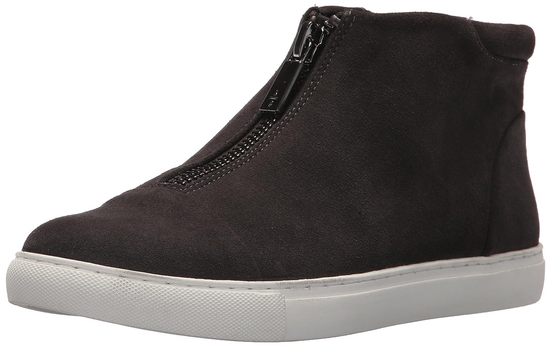 Kenneth Cole New York Women's 7 Kayla Front Zip Bootie Sneaker B0761NVFKT 9 B(M) US|Asphault