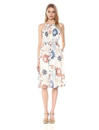 Zion Halter Dress in White. - size M (also in L,S,XS) Minkpink