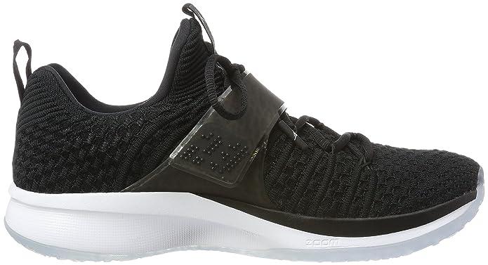 Nike Jordan Trainer 2 Flyknit, Zapatillas de Gimnasia para Hombre, Negro (Black/Black-White), 42 EU