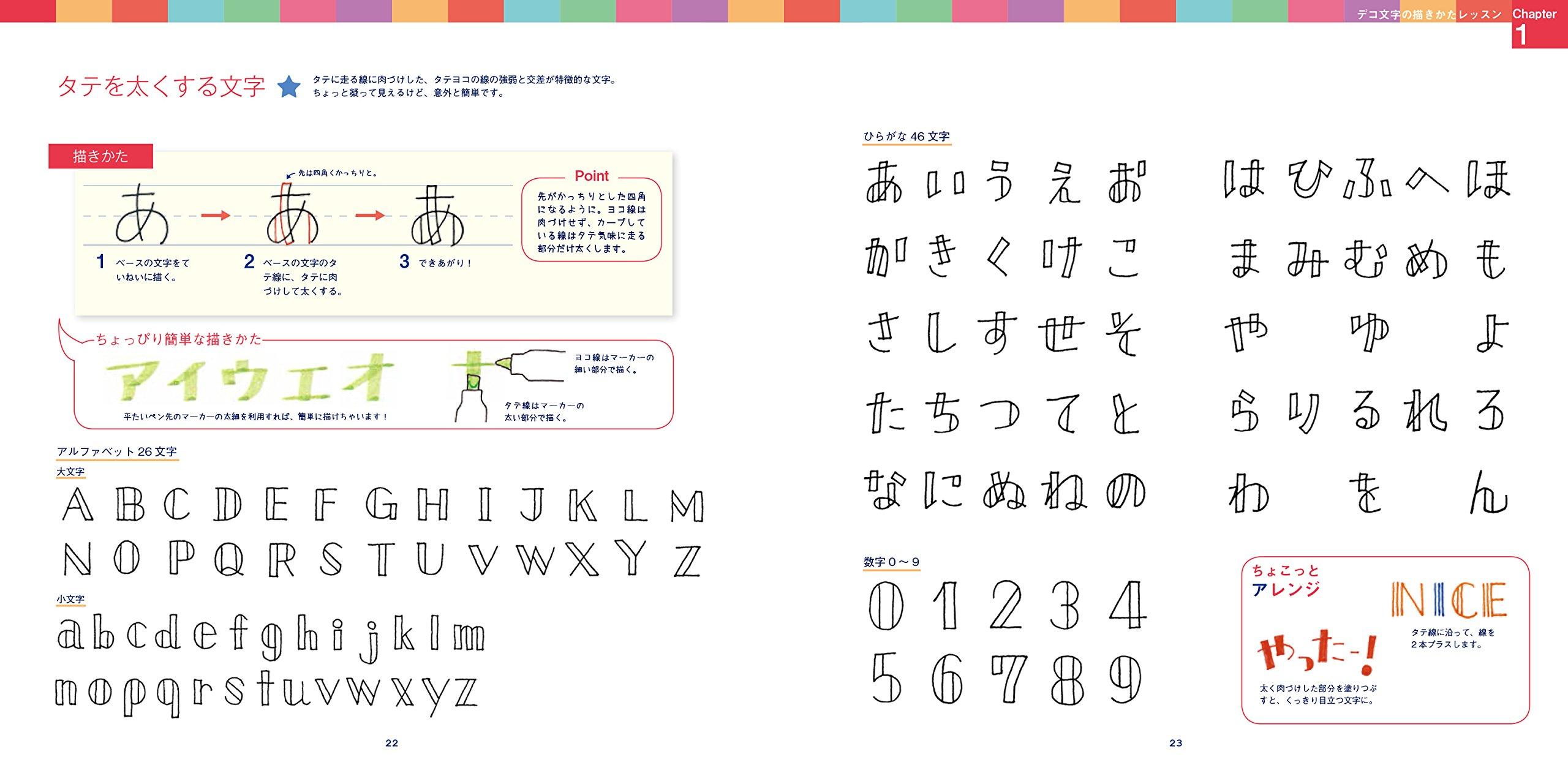 かわいい デコ文字イラストレッスン 玄光社mook Mizutama しまだひろみ たかはしなな 本 通販 Amazon