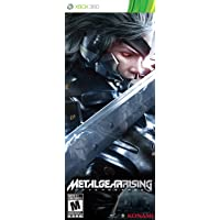 Metal Gear Rising Revengeance Limited Edition - Xbox 360