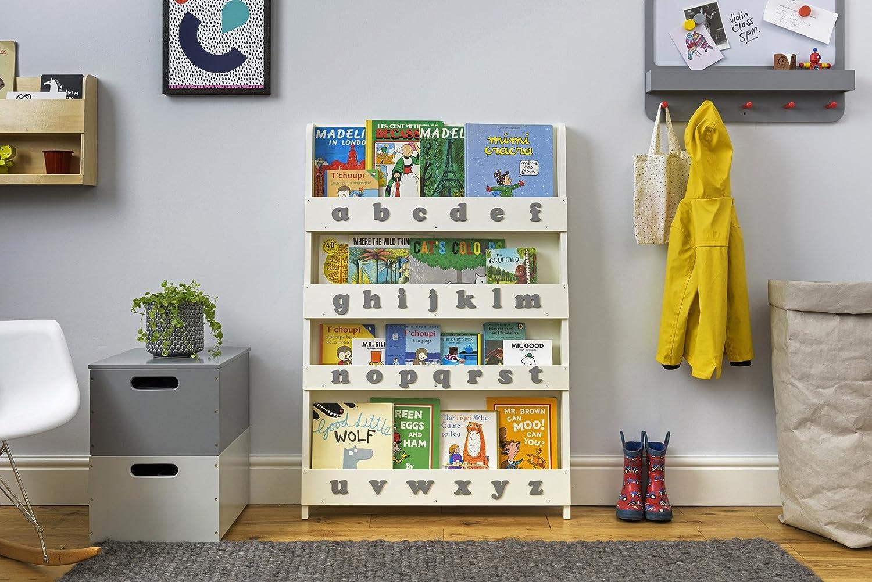 Tidy Books® - Das originale Kinder-Bücherregal mit Alphabet ...