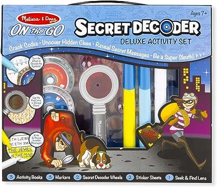RED REVEAL DECODER HIDDEN MESSAGE DECODER SECRET DECODER RUBY DECODER