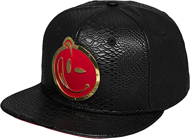 Yums Mujeres Gorras/Gorra Snapback New Era Metal Face: Amazon.es ...