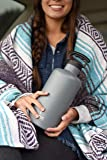 Fifty/Fifty Growler, Double Wall Vacuum Insulated