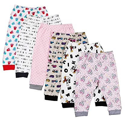 d8c341492 EIO Soft and Thick Cotton Pajama Pant with Rib for Boys and Girls ...