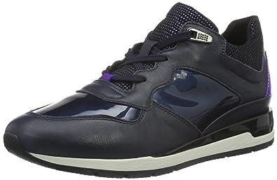 eeac754f7f5 Geox Women's D Shahira a Low-Top Sneakers: Amazon.co.uk: Shoes & Bags