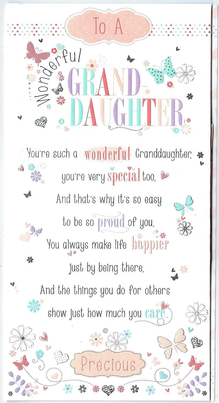 FRIEND BIRTHDAY CARD BUTTERFLY GARDEN  DESIGN ~ QUALITY CARD /& NICE VERSE BY BGC