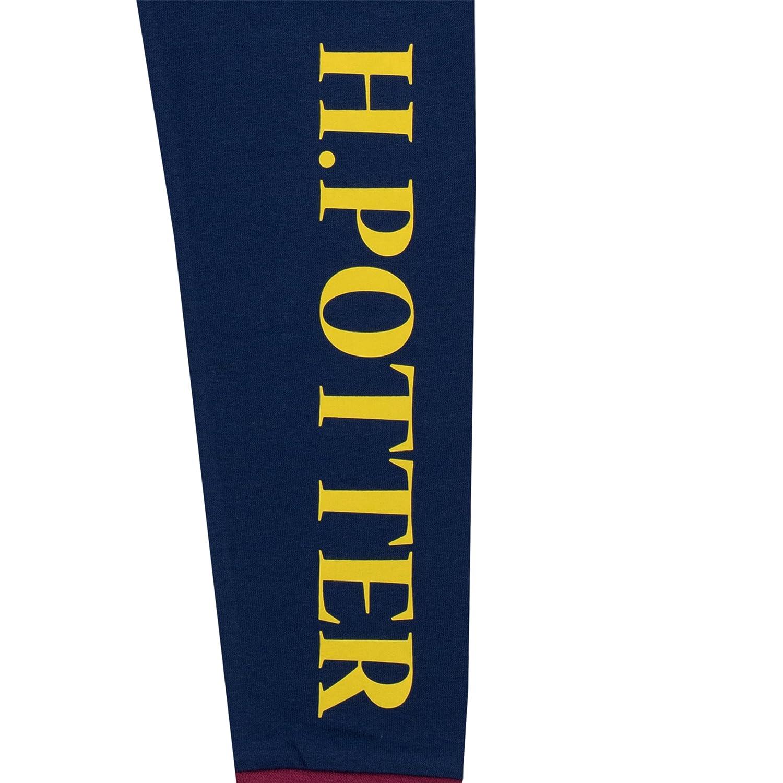 Pigiama a maniche lunga per ragazzi Harry Potter Vestibilitta Stretta Harry Potter