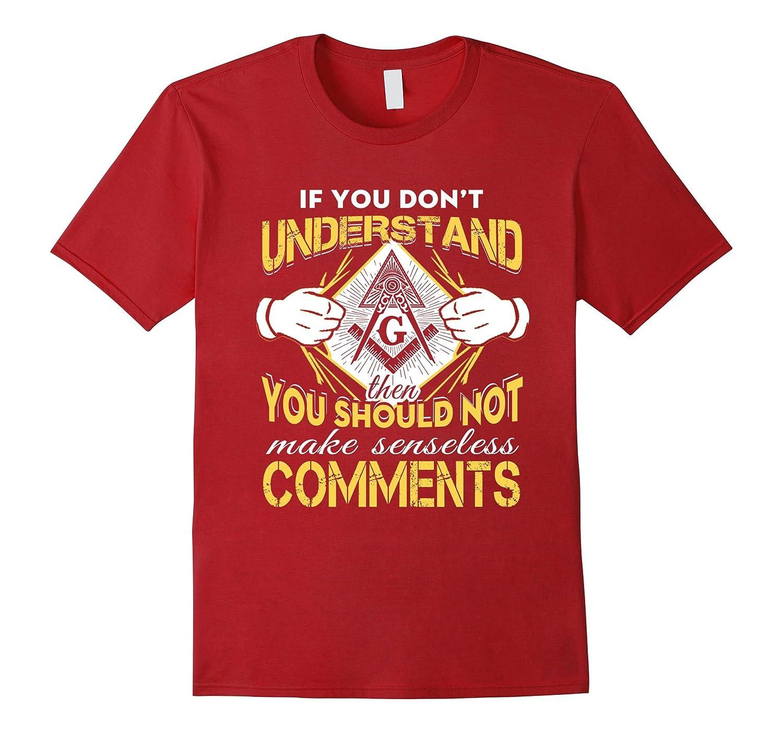 The Masonic Store: Freemason T Shirt Gift-RT