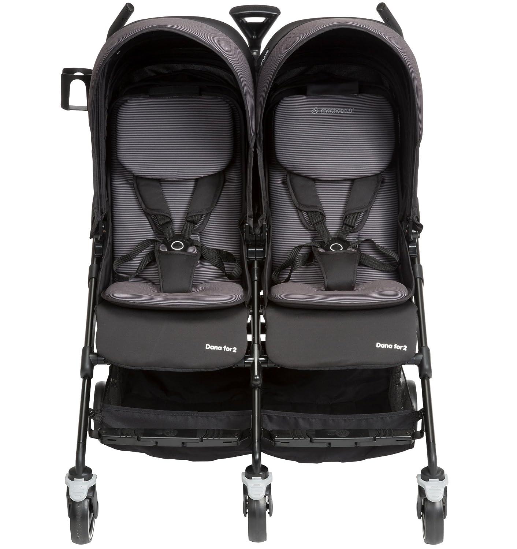Maxi-Cosi Dana For 2 Double Stroller CV316BLK