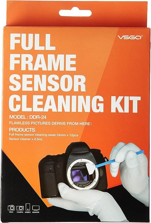 UES DSLR Digital Camera Full Frame (CCD/CMOS) Sensor Swab DDR-24 ...