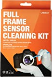 VSGO DDR24 DSLR or SLR Camera Full-Frame Sensor Cleaning Kit (12 X Full Frame Sensor Cleaning Swabs + 15ml Sensor…