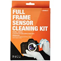 Ues DSLR Digital Camera Full Frame (CCD/CMOS Sensor Swab ddr-24Kit (Box of 12x 24mm Swab + 15ml Sensor Cleaner)