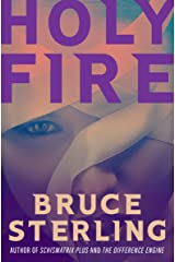 Holy Fire Kindle Edition
