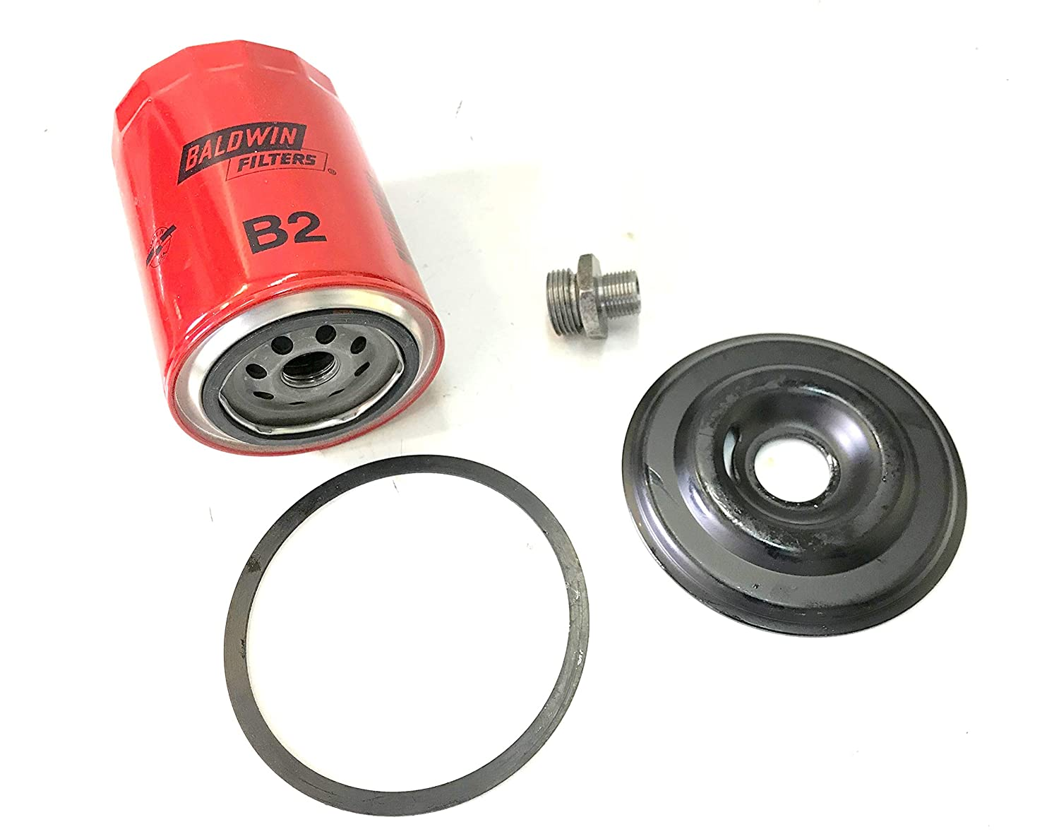 FORD OIL FILTER ADAPTER USED