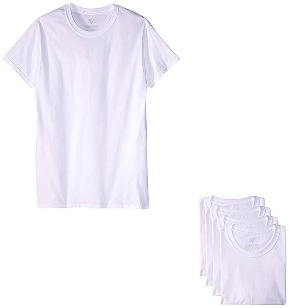 3570a169d1 Fruit of the Loom 5P2727M Camiseta para Hombre (paquete de 5 ...