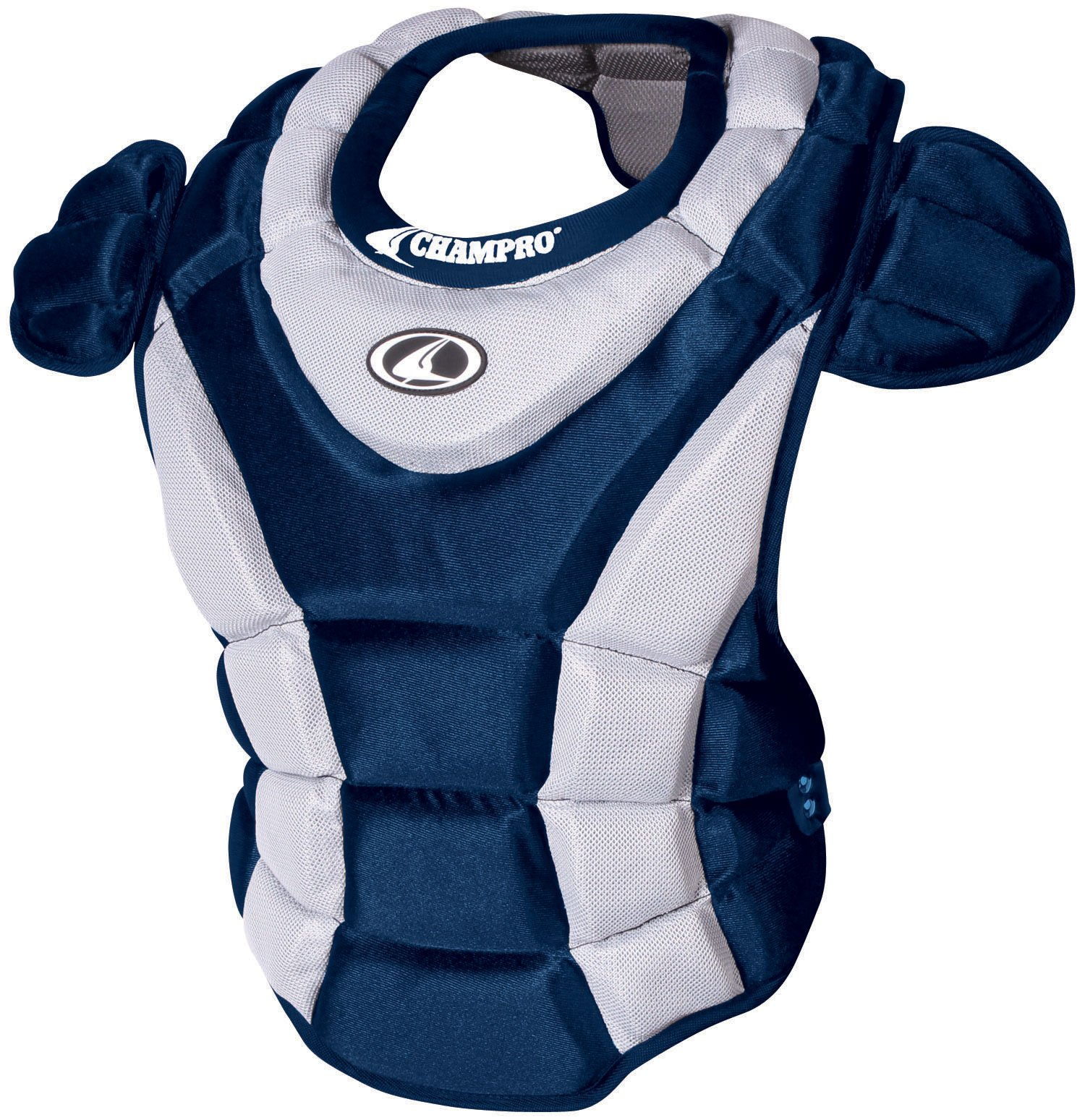 Champro Women's Chest Protector (Navy, 16-Inch length)