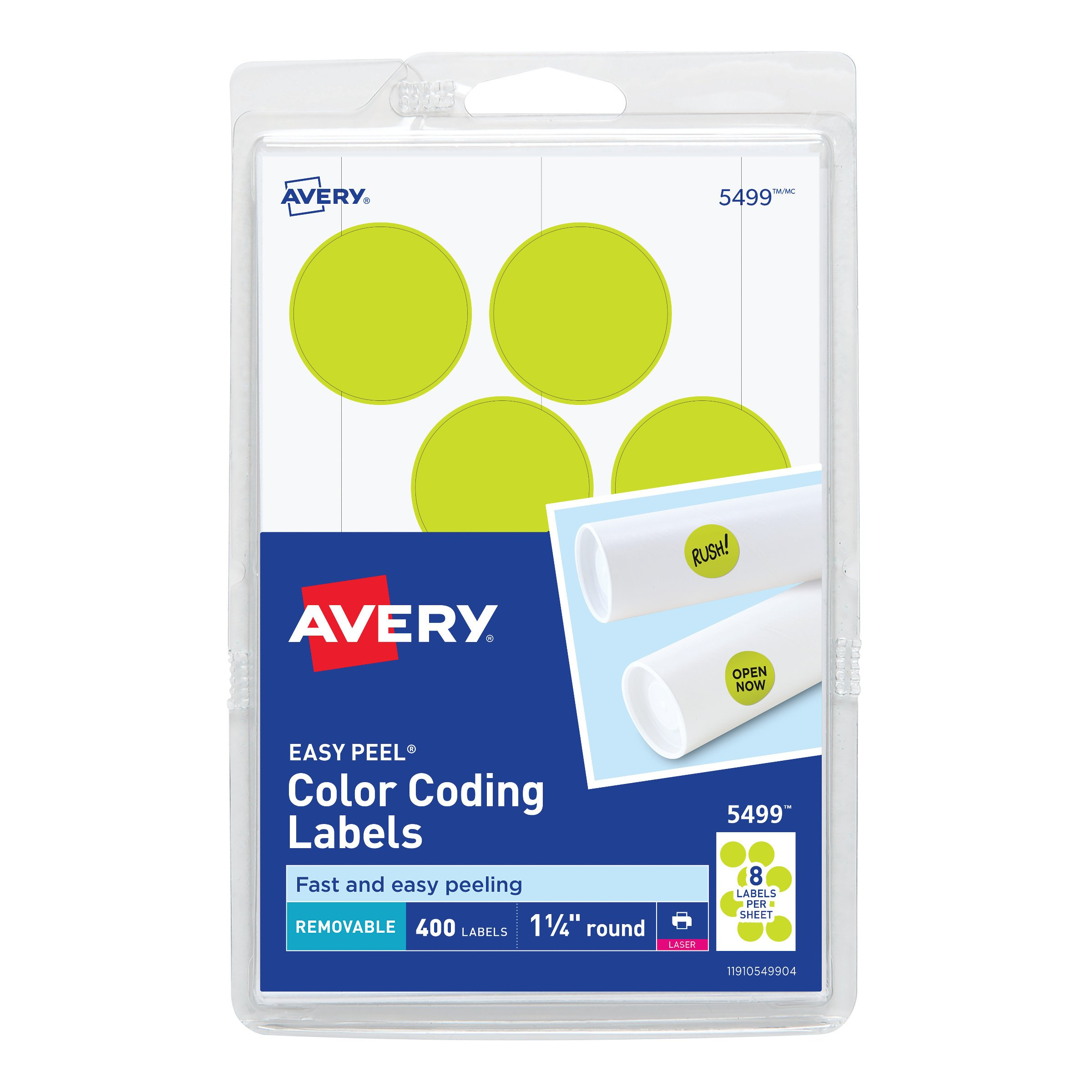AVERY Multipurpose Labels (AVE05499)