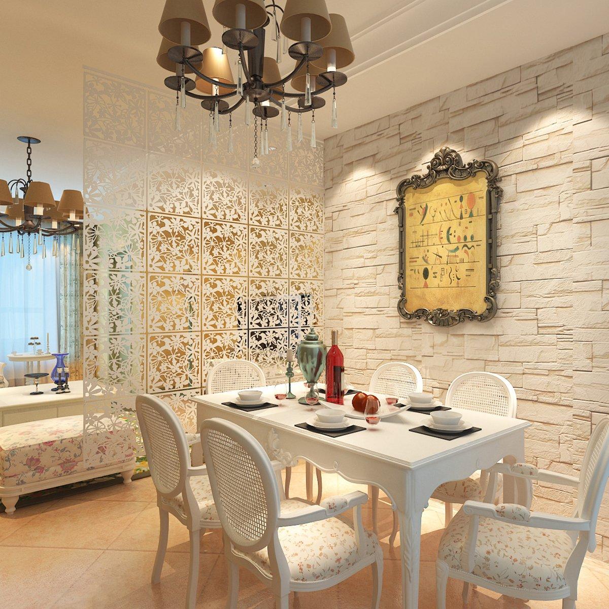 7995e98e465 Kernorv DIY Hanging Room Divider Made of Environmentally PVC