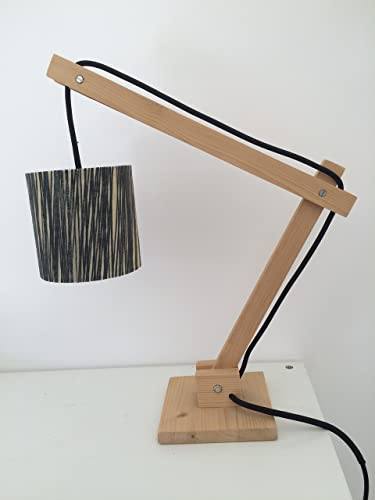 Poser De A RecycléesHandmade Lampe En Bateau Bois Et Voiles nvm8N0w
