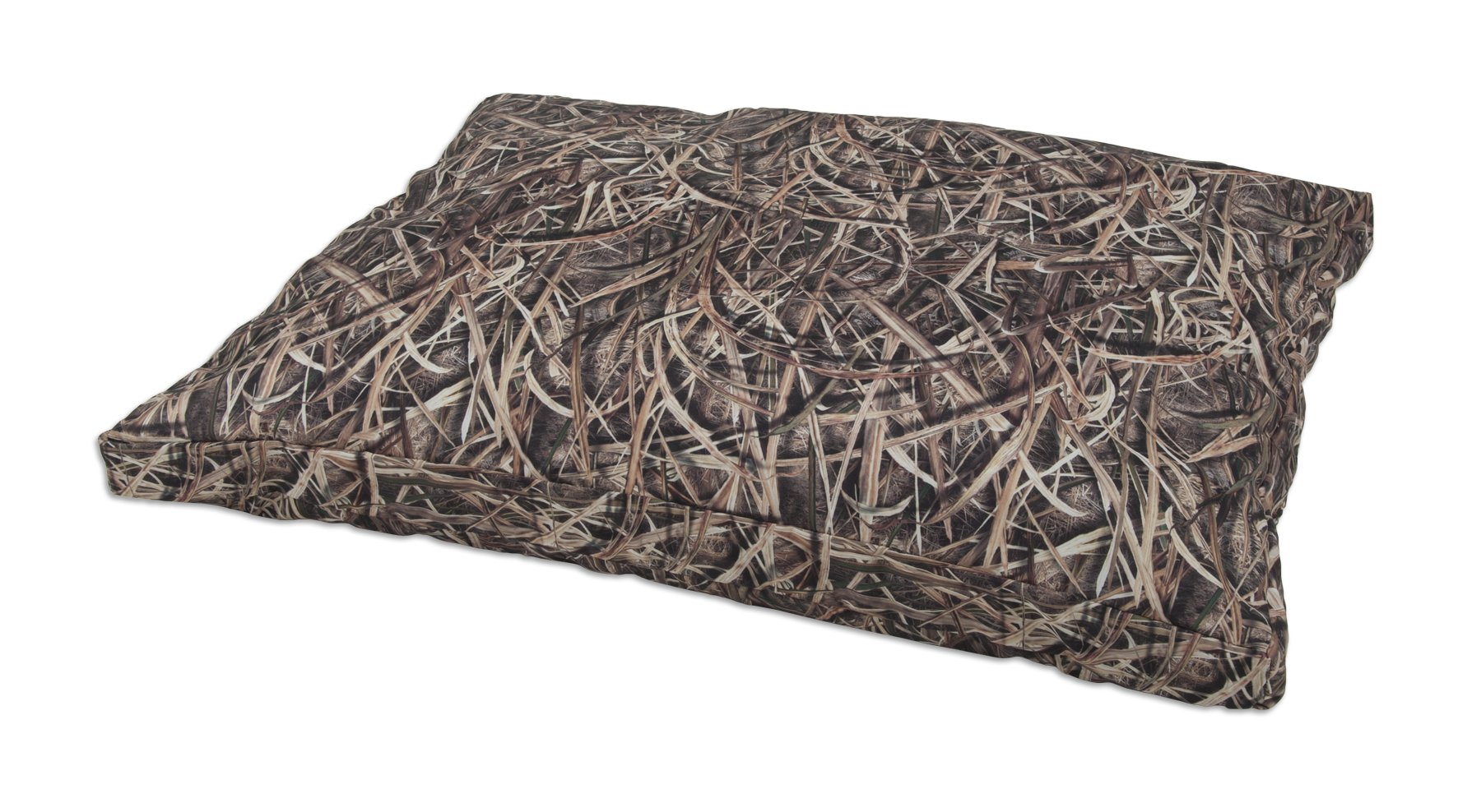 Mossy Oak 80148 Shadow Grass Blades 4-Pack Gusseted Pillow Bed for Pets, 36 by 45-Inch by Petmate