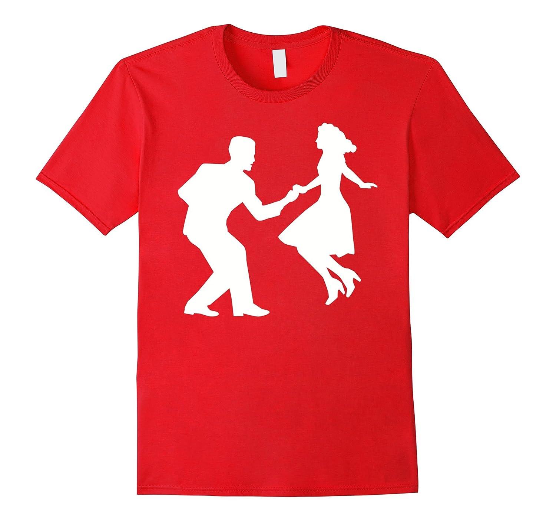 Swing dancing T-Shirt-TJ