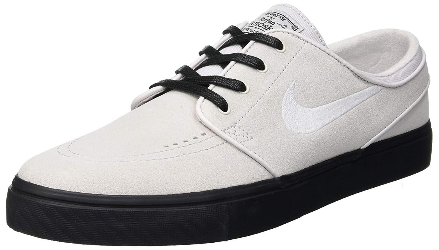 meilleur site web 48c0e c42f4 Amazon.com | Nike SB Zoom Stefan Janoski Vast Grey/Black (12 ...