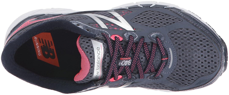 New Balance Women's W840V3 Running Shoe B01CQVE114 8 B(M) US Thunder