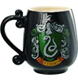 HARRY POTTER Slytherin Crest Ceramic Mug Decorative Mug