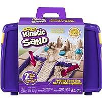 Kinetic Sand Folding Sand Box with 2 lbs of Kinetic Sand