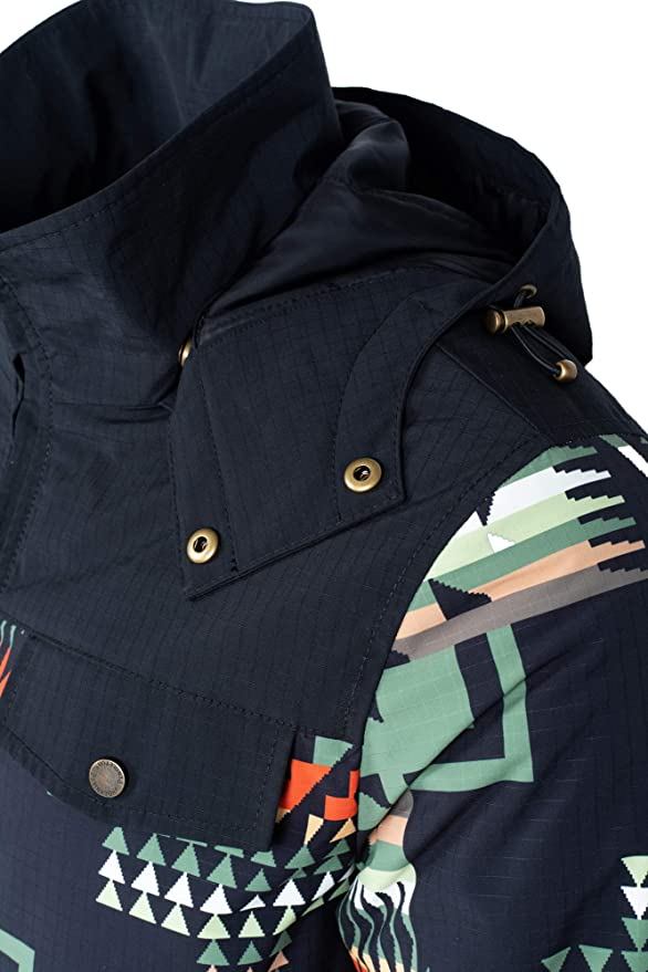 Pendleton Black Hills Field Chief Joseph Print Jacket