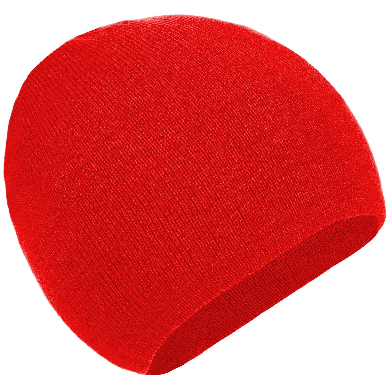 9e060063cde 4sold Unisex Boys Girls Winter Hat Wool Knitted Beanie Fleece Cap ...