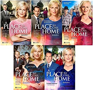 A Place to Call Home Seasons 1 - 5