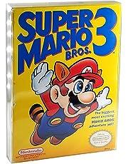 Link-e ® : 10 X Boitier de protection plastique pour boites de jeux Nintendo NES