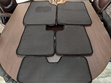 Custom Premium Car Mats to fit Suzuki Celerio 2014-present