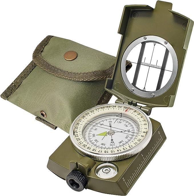 Ultimate Survival Technologies Lensatic Compass 20310DC45 for sale online