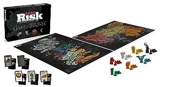 Winning Moves Risk Game of Thrones Nios y adultos Viajes