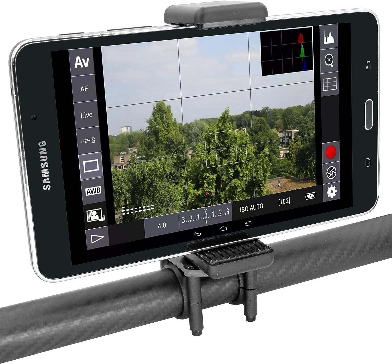 GyroVu Mini-Tablet Carbon Fiber Mount for DJI Ronin M//MX /& FREEFLY MoVI Stabilizers