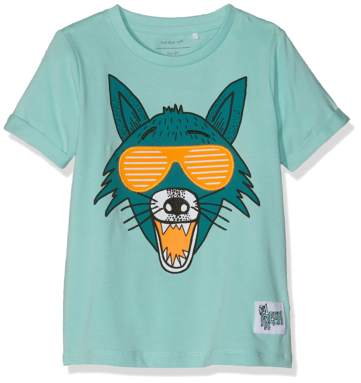Name It Nmmhuffa SS Top T-Shirt Bimbo