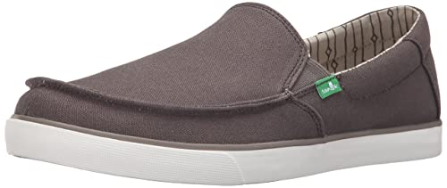 Sideline Slip On para hombres, Brindle / Marshmallow, 10 M US