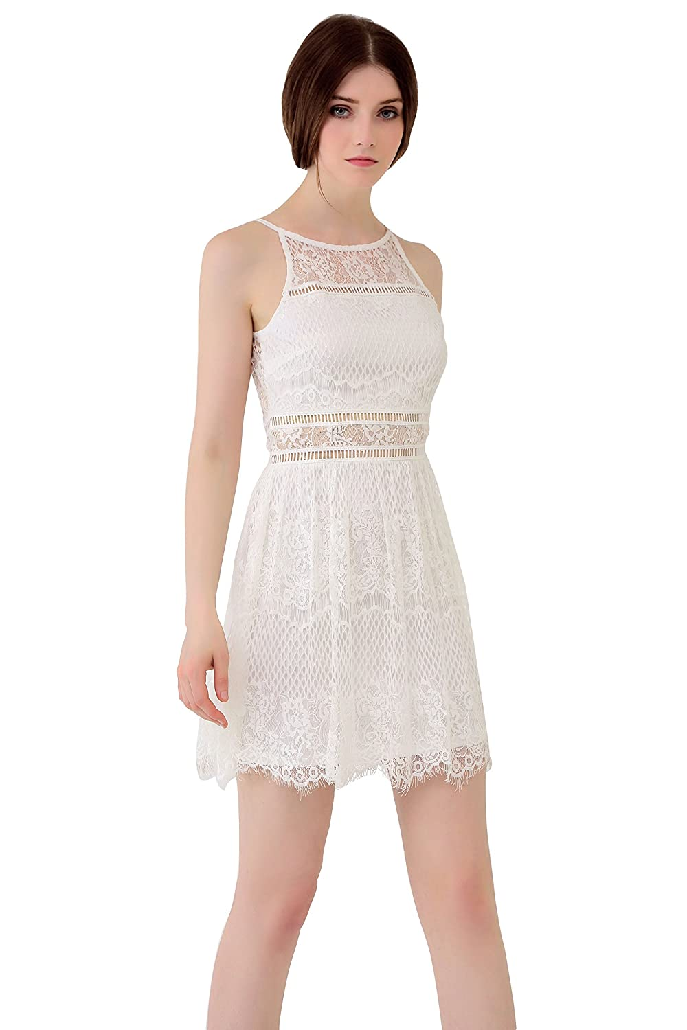 cf8459ddc36 Top 10 wholesale Halter Fit And Flare Dress - Chinabrands.com