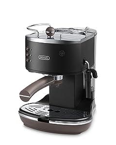Delonghi ECOV311.BG 15-Bar Pump Espresso Maker Coffee Machine, 220V (Not for USA - European Cord)