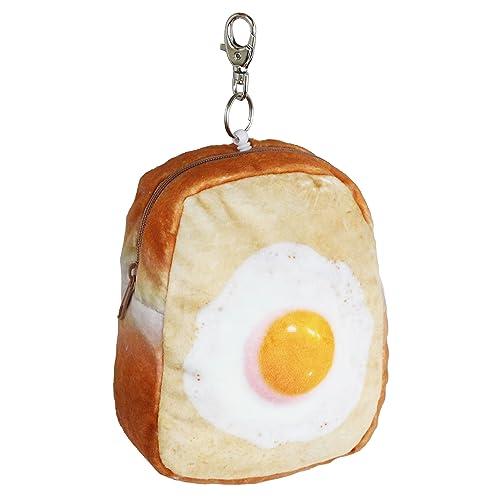イーグルジャパン パスケース リール付き Fried egg
