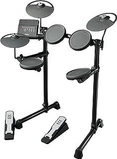 yamaha dd75 digital drum kit with sticks amazon co uk musical