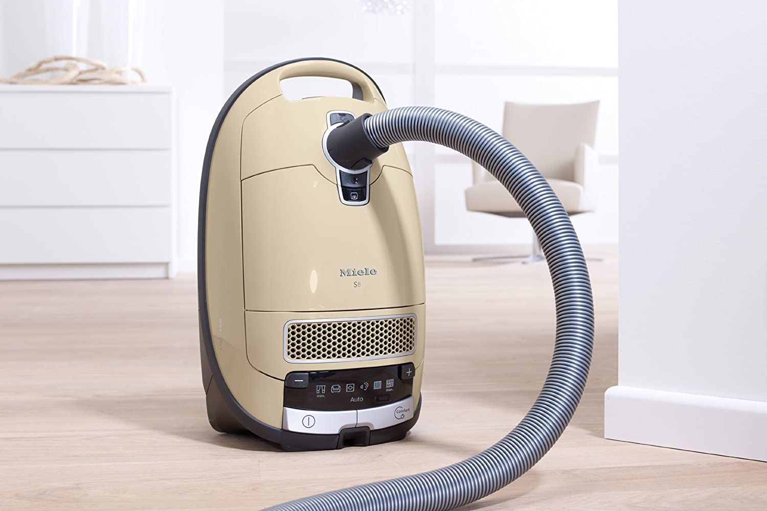 Amazon.com - Miele S8590 Alize Canister Vacuum Cleaner (Old Model) -  Household Canister Vacuums