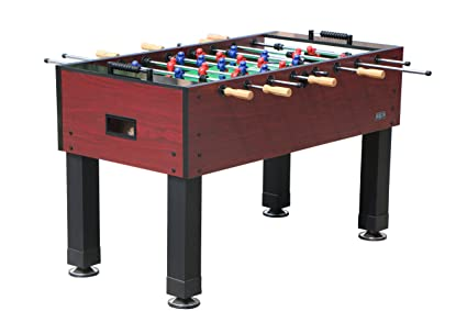 Amazoncom KICK Foosball Table Ambassador In Sports Outdoors - How much does a foosball table cost